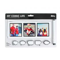 """My Comic Life"" Magnetische Rahmen"