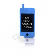 "Kinder Smartphone ""I Wood"" Blau"