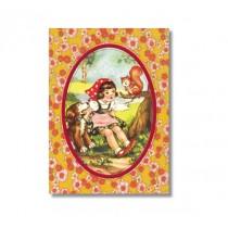 Froy & Dind Karte Rotkäppchen