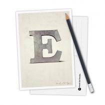 Karte Typo E
