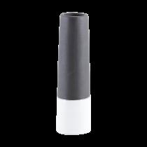 Vase Tube White