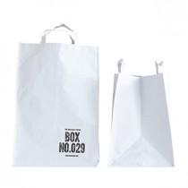 Großes Tüten Set BOX Nº 029 Weiß