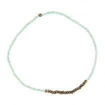 "Ib Laursen Armband ""Hedda"" Mint"