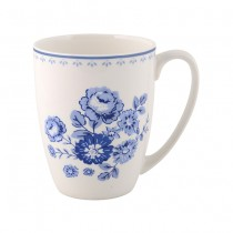 Blue Rose Becher