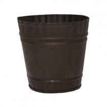 Übertopf RUSTIC BLACK 15,5cm