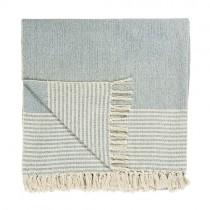 Decke Überwurf 250x250 Blau