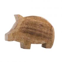 Deko Glücksschwein