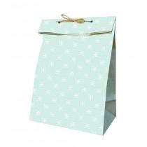 Geschenktütchen Pastell Mint Groß