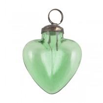 Glasherz Vintage Green Klein