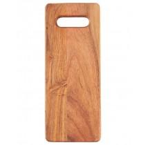 Brett aus Akazienholz 45cm