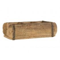 Holzkasten UNIKA mit 3 Fächern