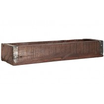 Holzkiste UNIKA 35cm