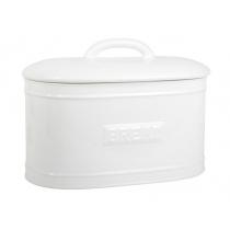 Keramik Brotbox Weiß