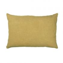 Leinenkissen 60x40 Mustard