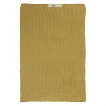 Mynte Handtuch Mustard