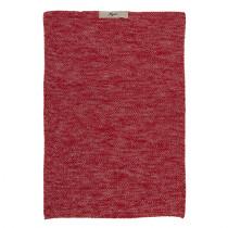 Mynte Handtuch Rot Melange