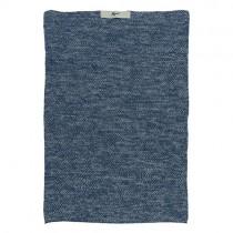 Mynte Handtuch Blau Melange