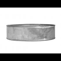 rundes Zinktablett 30cm