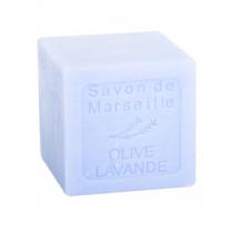 Seifenwürfel Savon de Marseille Olive Lavendel