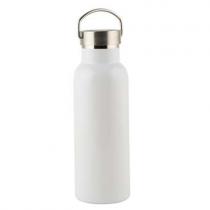 Thermosflasche BASIC WHITE