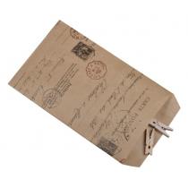 """Geschenktütchen für Postkarten """"Carte Postale"""""""
