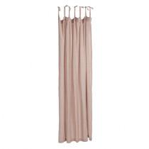 Ib Laursen Vorhang mit 7 Bändern hellrosa