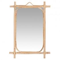 Bambus Spiegel