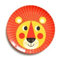 Melamin Kinderteller Löwe