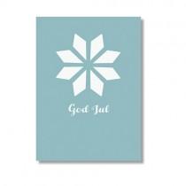 Karte GOD JUL