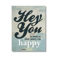 """Karte """"Hey you"""""""