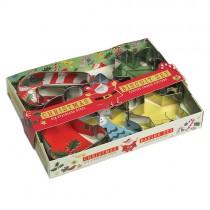 Keksausstecher Set Christmas