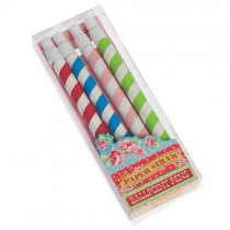 Kugelschreiber Set Paper Straws