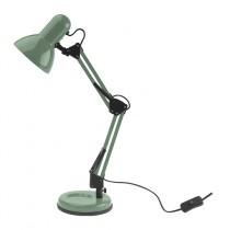 """Schreibtischlampe """"Hobby"""" Dunkelgrün"""