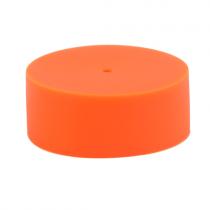 Silikon Baldachin Neon Orange