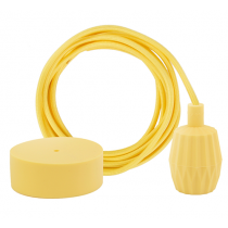 Lampen Set PLISSE Yellow