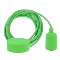 Lampen Set PLAIN Lime Green