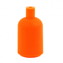 Silikon Aufsatz PLAIN NEON Orange