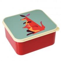Lunchbox Bunte TIERFREUNDE Känguru