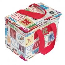 Lunchbag Alphabet