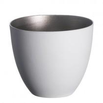 Teelicht Old Silver 9cm