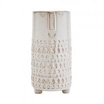 "Vase ""Inca"" Weiß"