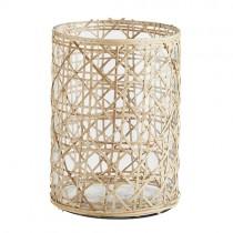 """Vase und Windlicht """"Bamboo"""""""