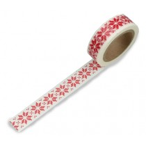 Masking Tape Nordic Weiß