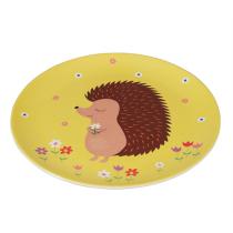 Melamin Teller Honey the Hedgehog