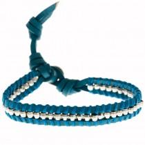Armband Enigma Blau