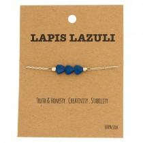 "Halskette ""Lapis Lazuli"""