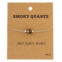 """Halskette """"Smoky Quartz"""""""