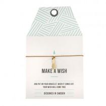 "Armband ""Make a wish"" Ananas"