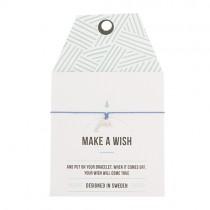 "Armband ""Make a wish"" Delfin"