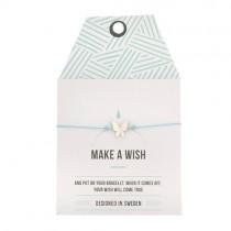 "Armband ""Make a wish"" Schmetterling"